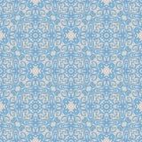 Texture de bleu de papier cadeau Image libre de droits