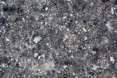 Texture de blocaille Photo stock