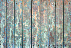 Texture de bois coloré Photographie stock libre de droits
