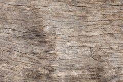 Texture de bois de flottage Photos libres de droits