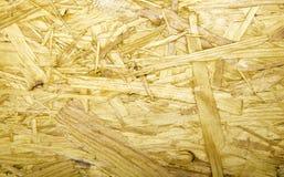 Texture de bois jaune de différents éléments Images stock