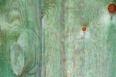 Texture de bois naturel peinte avec la peinture photographie stock