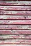 Texture de bois rouge image libre de droits