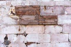 Texture de brique Images libres de droits