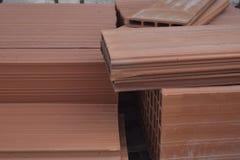 Texture de brique Baumaterial Images libres de droits