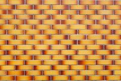 Texture de brique de brique bicolore image libre de droits