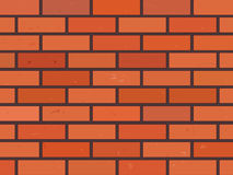 Texture de briques Photos stock