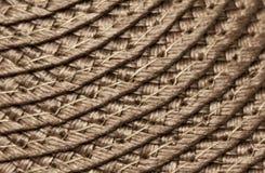 Texture de câble Photographie stock libre de droits