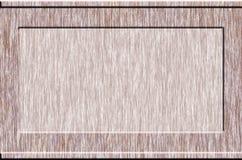 Texture de cadre en bois Photo libre de droits