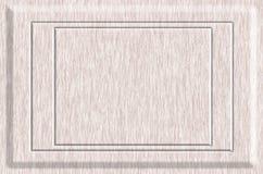 Texture de cadre en bois Photos libres de droits