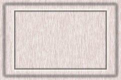 Texture de cadre en bois Images libres de droits