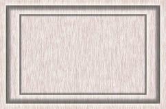 Texture de cadre en bois Photographie stock libre de droits