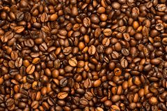 Texture de café photo libre de droits