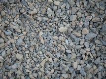 Texture de caillou de pile de caillou Photographie stock libre de droits