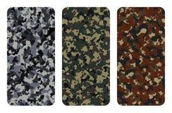 Texture de camouflage illustration de vecteur