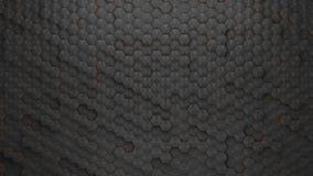 Texture de carbone Photo stock