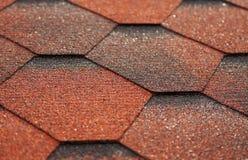 Texture de carrelage de toit Images stock