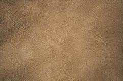 Texture de chamois de Brown Photo libre de droits