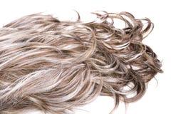 Texture de cheveu Photo stock