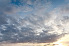 Texture de ciel Photos libres de droits