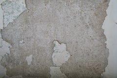 Texture de ciment avec la fente photos stock