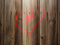 Texture de coeur Image stock