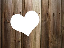 Texture de coeur Photographie stock libre de droits