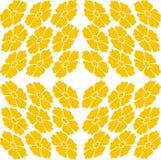 Texture de configuration de fleuron Illustration Libre de Droits