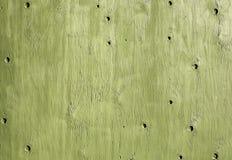 Texture de contre-plaqué - trous de noeud Image libre de droits