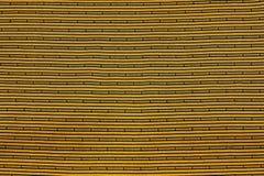 Texture de coton Photographie stock