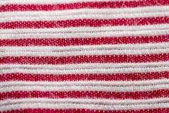 Texture de coton Photos stock
