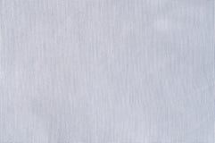 Texture de coton de tissu, petite cage d'amende de blanc et de bleu Images stock