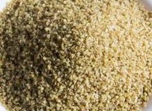 Texture de couscous Photo stock