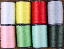 Texture de couture photographie stock