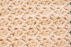 Texture de crochet Image libre de droits