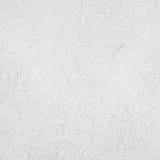 Texture de cuir blanc Photos stock