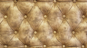 Texture de cuir de sofa Photo stock