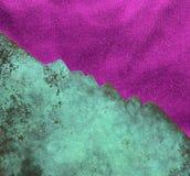 Texture de cuivre oxydée image libre de droits