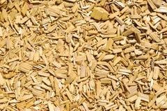 Texture de déchets de bois images libres de droits