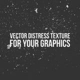 Texture de détresse de vecteur pour vos graphiques Photographie stock libre de droits