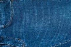 Texture de denim et de point pour le fond Photo stock