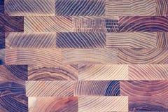 Texture de différentes couches de bois Image libre de droits