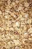 Texture de farine d'avoine Photos libres de droits