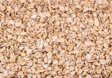 Texture de farine d'avoine Photo libre de droits