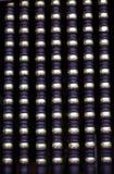 Texture de fenêtre en bois Image libre de droits