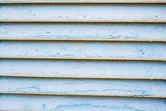 Texture de fenêtre en bois dans la couleur bleue Photo stock