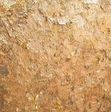 Texture de feuille d'or Images libres de droits