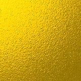 Texture de feuille d'or pour des conceptions abstraites de fête Photographie stock