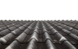 Texture de feuille de toit de ciment de fibre Image stock