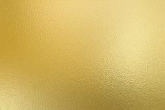 Texture de feuille métallique d'or photos stock
